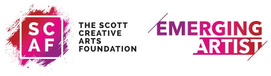 SCAF-Emerging-Artist-2019-Logo