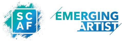 SCAF-Emerging-Artist-2020-Logo