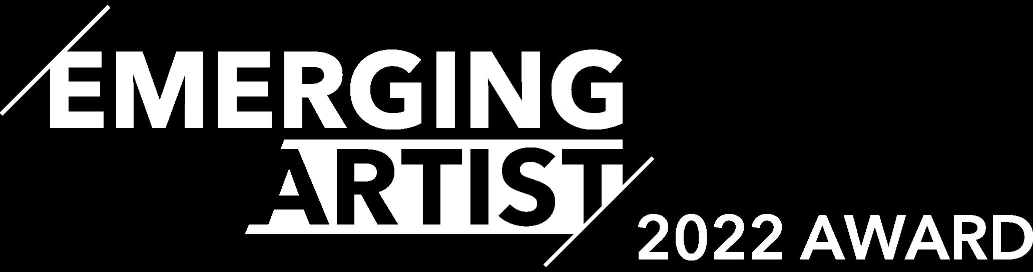Emerging-Artist-2022-Award