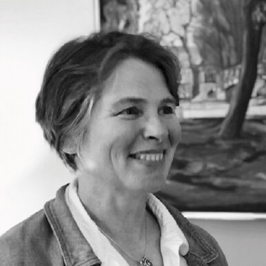 Jane Young, Curator of SCAF
